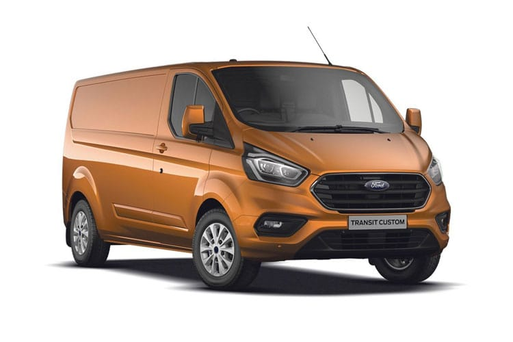 New Transit Custom 300 L1 H1 130ps Limited.  £7,000 discount on retail price